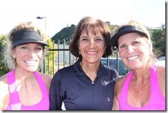 Jennifer Lyons, Susan Wright, Julie Slattery