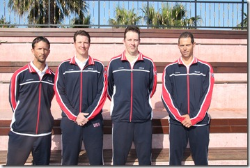 Italia Cup, Jason Touchstone, Mark Tepes, Gabriel Venter, Ross Duncan