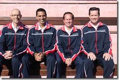 Trabert Cup Team, Hoffmann, Grover, Quest, Marting