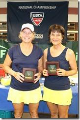 Susan and Carolyn