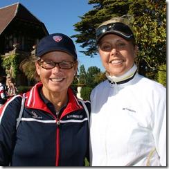 Carolyn and Marianne, SWE