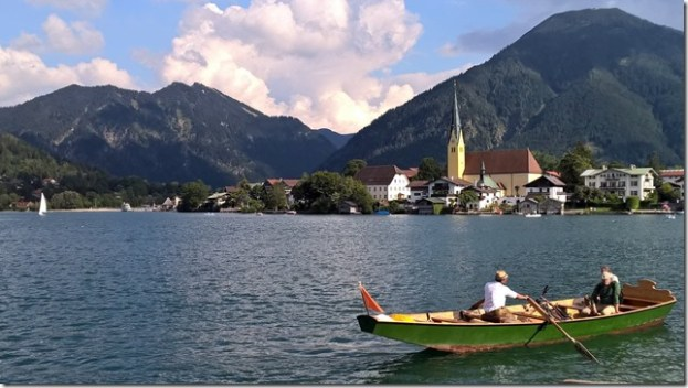 rottach with boat