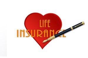 insurance, life insurance, heart