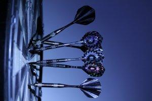 darts, dartboard, game