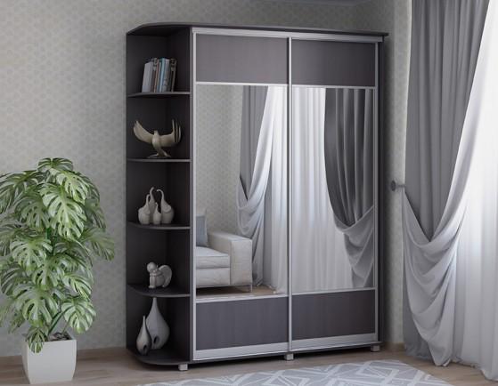 Шкаф-купе с зеркалом 1.5 м купить с доставкой в Бобруйск ...