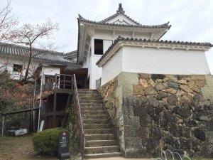 姫路城の化粧櫓