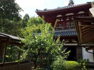 龍潭寺の開山堂