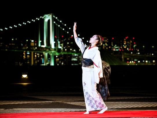 尚雄里と日本舞踊~其の六~ 太夫と流行