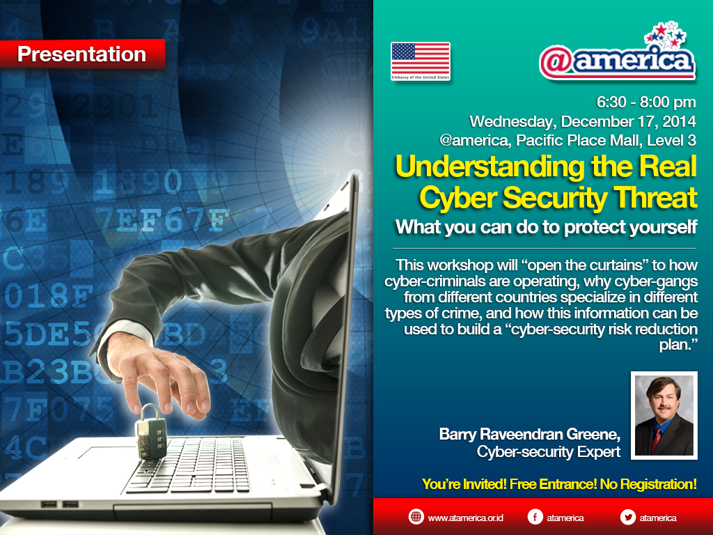Security Workshop in Jakarta: Understanding the Real Cyber Security