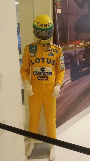 Senna Lotus Overalls