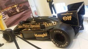 Senna owned Lotus