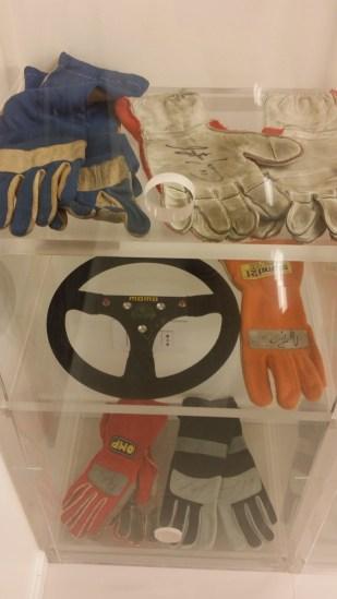 Signed Senna items
