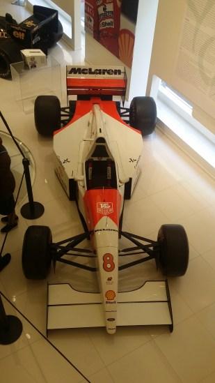 Senna owned McLaren