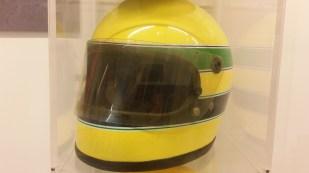 Senna early years helmet