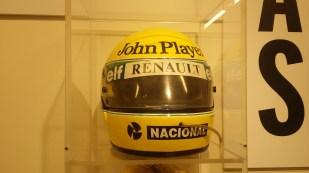 Senna Lotus Helmet