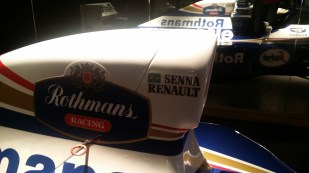 Senna Spare Car FW16 from 1994