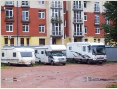 Elizar Hotel camper parking