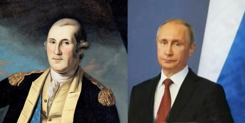 Putin George Washington Jihadi John