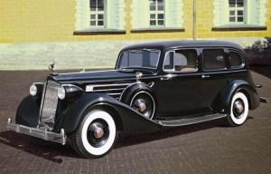 Packard 12 Limousine
