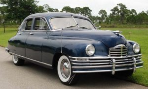1948 packard car