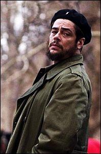 Benicio del Toro ist Che