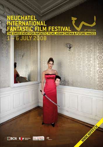 affiche NIFFF 2008