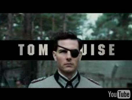 Tom Cruise in «Valkyrie» (Trailer)