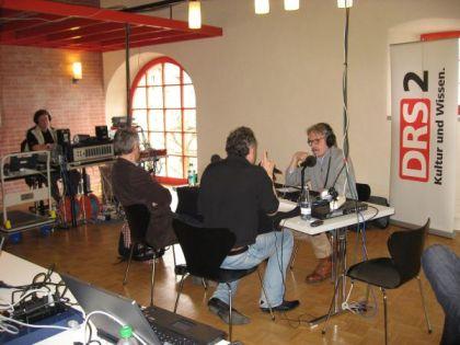 Stefan Haupt und Nicolas Bideau im Tagesgespräch