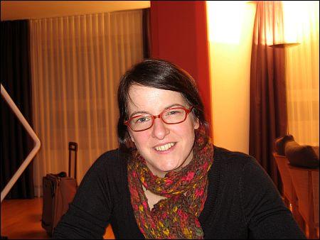 Ursula Meier, Zürich, 29. Januar 09 (c) sennhauser