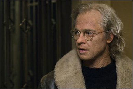 Brad Pitt Old in The Curious Case of Benjamin Button Foto Warner Bros