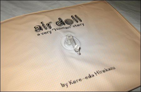 air doll booklet