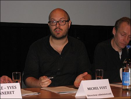 Michel Vust directeur administratif NIFFF