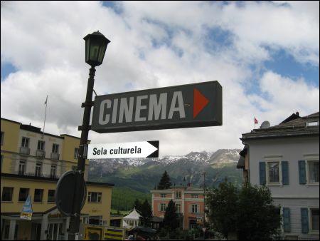 Pontresina Cinema Rex 22.06