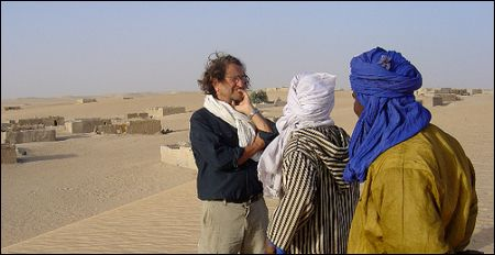 Ernst Äbi in 'Barfuss nach Timbuktu' © Mesch & Ugge AG