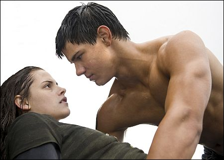 Bella und Jacob in 'New Moon' © ascot-elite