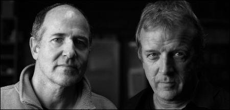 Norbert Wiedmer und Peter Guyer