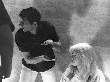 Polanski dreht 'Repulsion' mit Catherine Deneuve