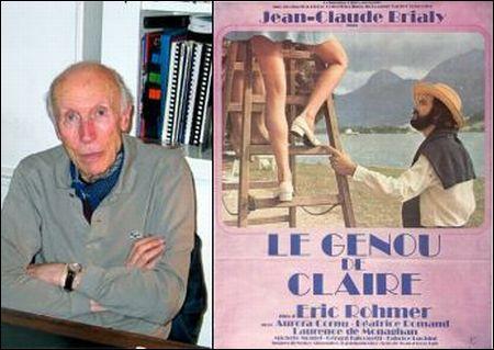 Eric Rohmer Le genou de Claire