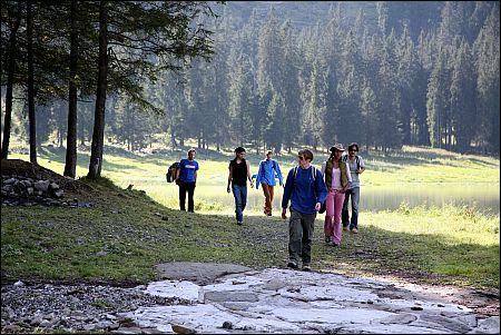 Gemeinsam in den alpinen Freitod 'Sunny Hill' von Luzius Rüedi © Stamm Film
