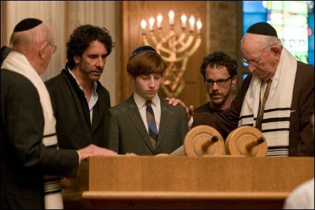 Religionsphilosophie mit Joel (2vl) und Ethan (4vl) Coen: 'A Serious Man' ©Ascot-Elite