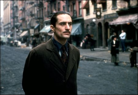 Robert De Niro in 'The Godfather Part II'