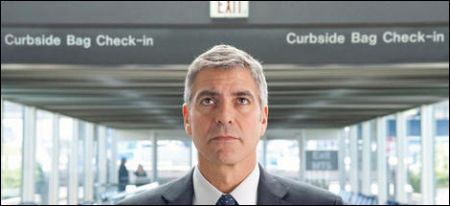 George Clooney in 'Up in the Air' © uip
