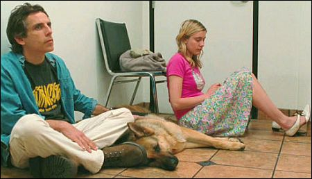 Ben Stiller, Greta Gerwig in 'Greenberg' von Noah Baumbach ©Ascot-Elite