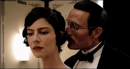 Anna Mouglalis und Mads Mikkelsen in 'Coco et Igor' ©frenetic