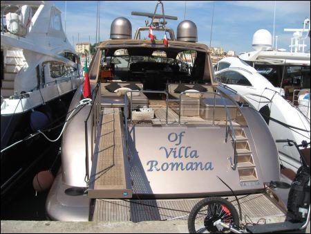 Cannes Hafen 02