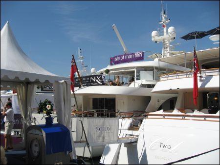 Cannes Hafen 04