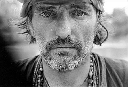 Dennis Hopper als Fotograf in 'Apocalypse Now' von Francis Ford Coppola