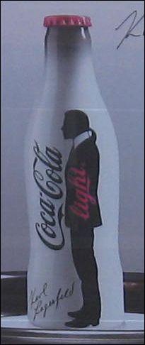 Lagerfeld Coke Detail
