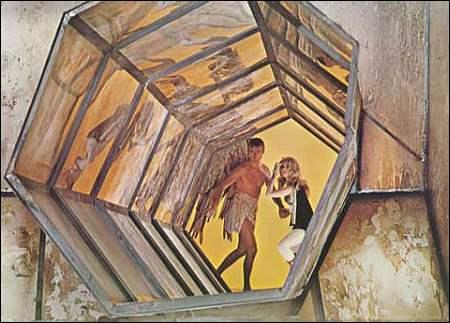 'Barbarella' von Roger Vadim, mit Jane Fonda und John Phillip Law