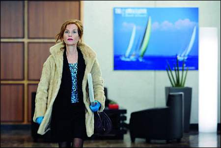 Isabelle Huppert in 'Copacabana' von Marc Fitoussi ©Pathé